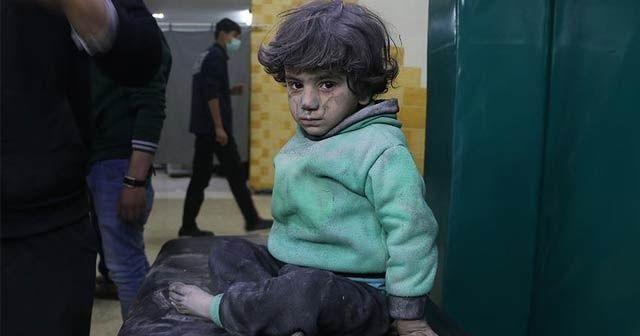 'Suriye'deki kimyasal saldırıların yüzde 98'ini rejim düzenlendi'