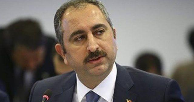Adalet Bakanı Gül: Bizimle dalga geçilemeyeceğini tüm dünya görecek