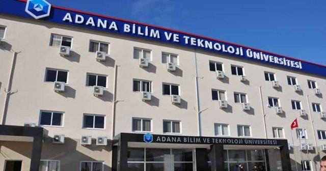 Adana Bilim ve Teknoloji Üniversitesinin adı değişti
