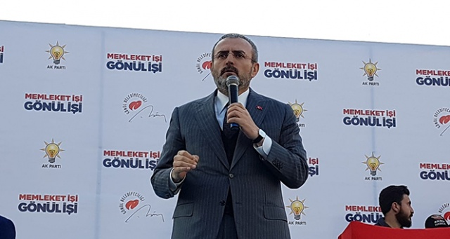 AK Parti Genel Başkan Yardımcısı Ünal Kılıçdaroğlu'na yüklendi