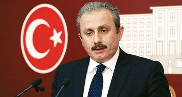 AK Parti'nin TBMM Başkanlığı için adayı Mustafa Şentop oldu   Mustafa Şentop kim?