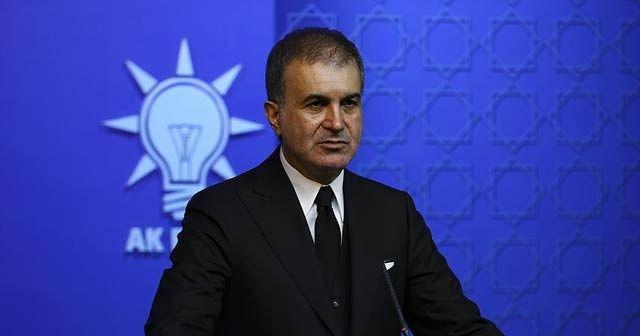 AK Parti Sözcüsü Ömer Çelik: Olay çok yönlü araştırılıyor