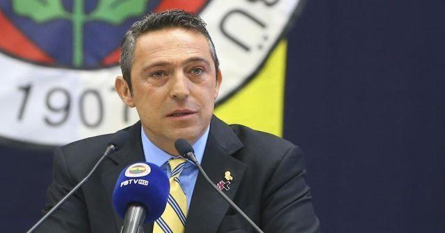 Ali Koç: 'Türkiye Futbol Federasyonu yeniden yapılandırılmalı'