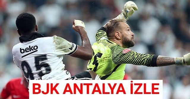 Antalyaspor Beşiktaş Maçı özeti ve tüm golleri İZLE 6-1 | BJK Antalyaspor maçı kaç kaç bitti Kagawa şow!