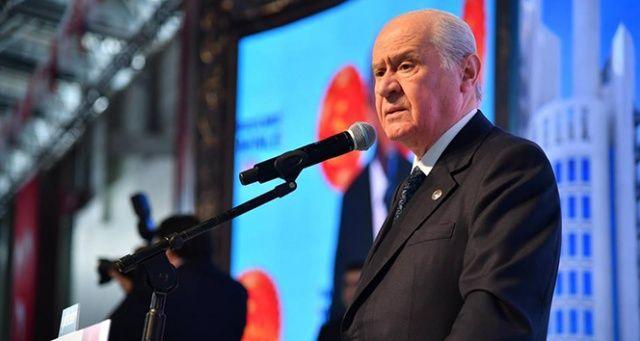 Bahçeli'den Kılıçdaroğlu'na cevap: Biz milletin bekçisiyiz