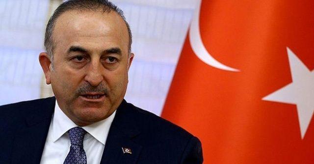 Bakan Çavuşoğlu'ndan FETÖ açıklaması: Enselerinden tutup Türkiye'ye getireceğiz