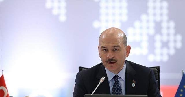 Bakan Soylu müjdeyi verdi! Jandarma Genel Komutanlığına 27 bin personel alınacak