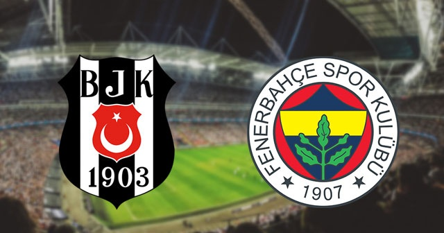 Beşiktaş-Fenerbahçe derbisinin tarihi ve saati belli oldu!