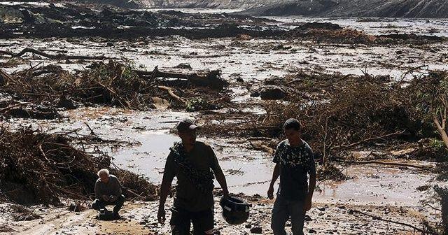 Brezilya'da barajın çökmesi sonucu ölenlerin sayısı 157'ye çıktı