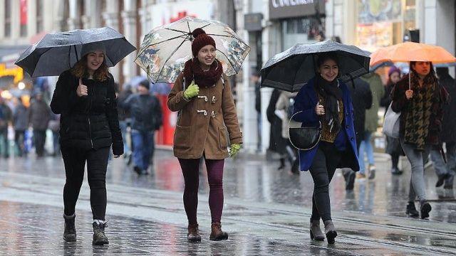 Bugün hava nasıl olacak? 10 Şubat 2019 yurtta hava durumu