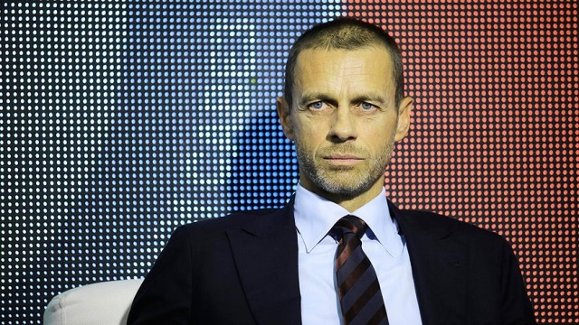 Ceferin yeniden UEFA başkanlığına seçildi