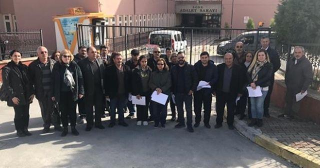 CHP'de 35 kişi daha istifa etti