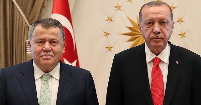 Cumhurbaşkanı Erdoğan, Cirit'i tebrik etti