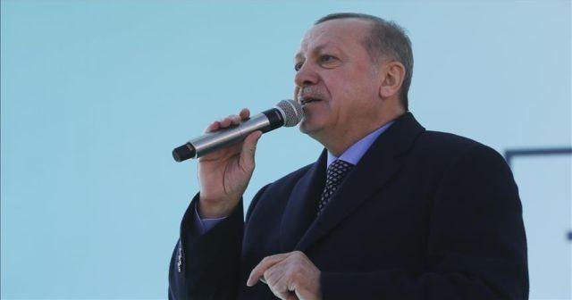 Cumhurbaşkanı Erdoğan'dan Ankara'da müjde üstüne müjde