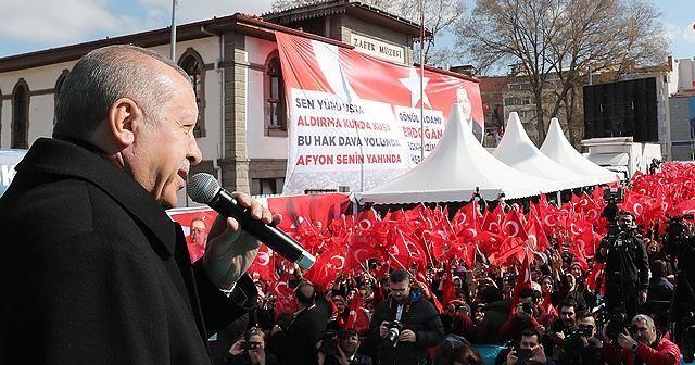 Cumhurbaşkanı Erdoğan'dan sert eleştiri: Terör ağalarına taşeronluk yapmıyoruz