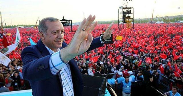 Cumhurbaşkanı Erdoğan'ın sahaya çıkıyor! Miting yapacağı ilk şehir ve tarih belli oldu