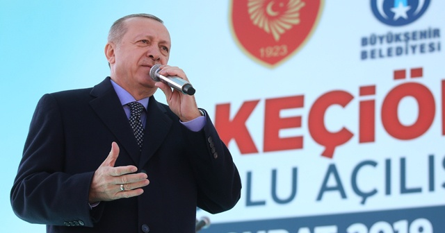 Cumhurbaşkanı Erdoğan: Temizlik malzemelerinin de fiyatını indireceğiz
