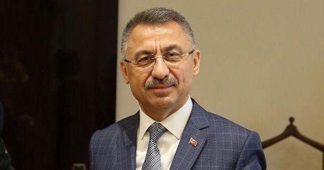 Cumhurbaşkanı Yardımcısı Oktay: Türkiye sınırlarından büyük