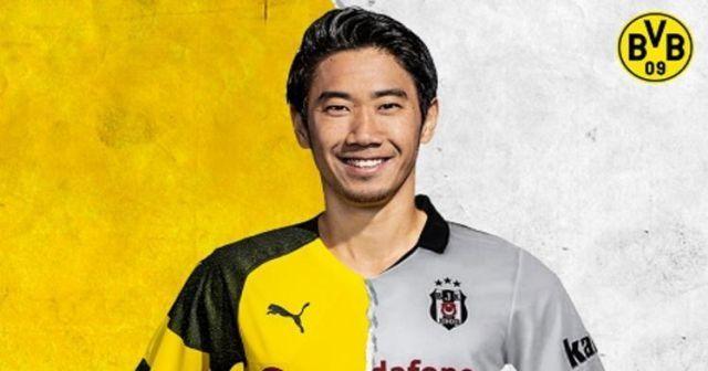 Dortmund'dan Kagawa paylaşımı!