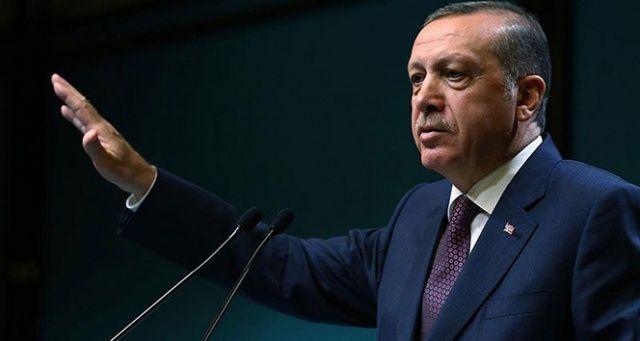 Başkan Erdoğan: Terör koridorunu yerle bir edeceğiz