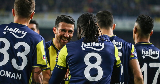 Fenerbahçe - Göztepe maç sonucu: 2-0