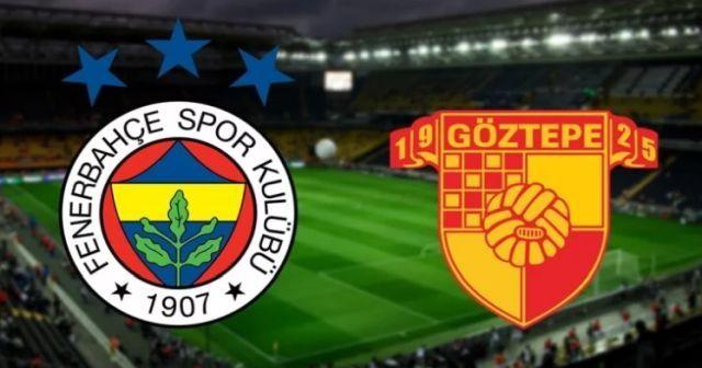 Fenerbahçe Göztepe maçı özeti ve golleri izle   FB Göztepe maçı Canlı Skor Kaç Kaç bitti?