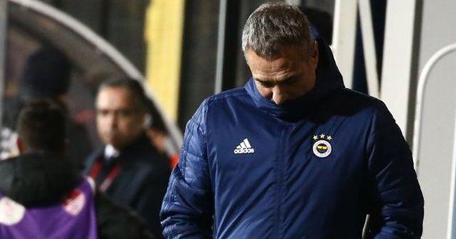 Fenerbahçe'ye UEFA şoku! Ersun Yanal kara kara düşünüyor