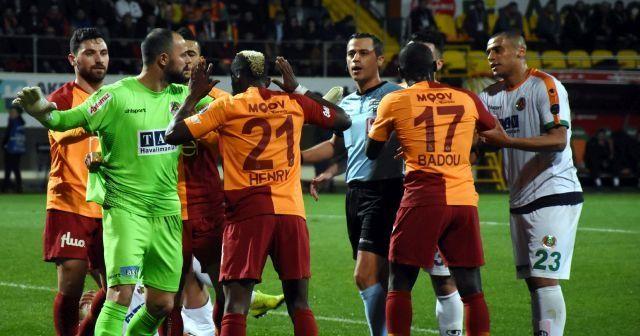 Galatasaray kupa mesaisinde
