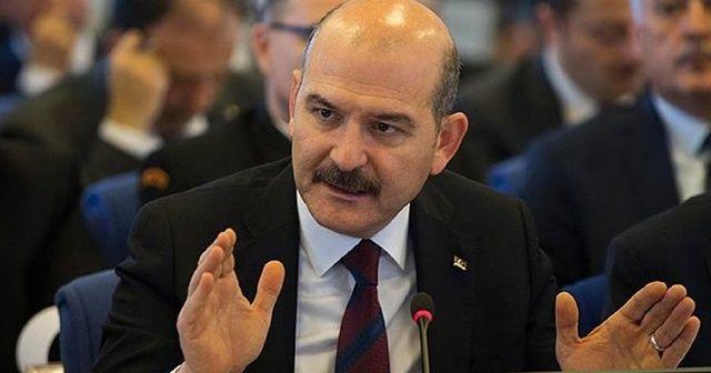 """İçişleri Bakanı Soylu: """"Kılıçdaroğlu'nun ayağının bastığı yerde ot bitmez"""""""
