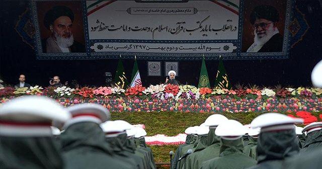 İran Cumhurbaşkanı Ruhani: Füze üretimine devam edeceğiz