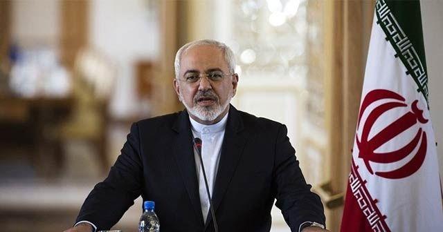 """İran Dışişleri Bakanı Zarif: """"ABD hep aynı yanlışları yapıyor farklı sonuçlar elde etmeyi bekliyor''"""