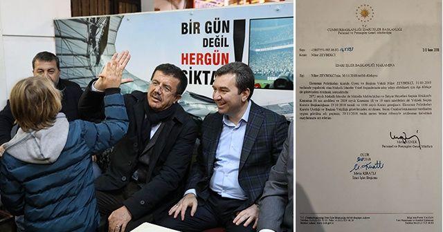 İYİ Parti'nin adaylık itirazına AK Parti'den belgeli yanıt