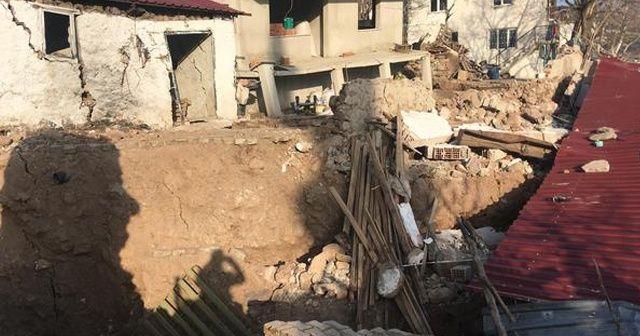İzmir'deki heyelan bölgesinde 27 ev boşaltıldı