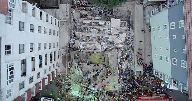 Kartal'da çöken binadaki ihmaller bilirkişi raporunda
