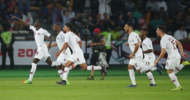 Katar FIFA sıralamasında 55'inciliğe yükseldi