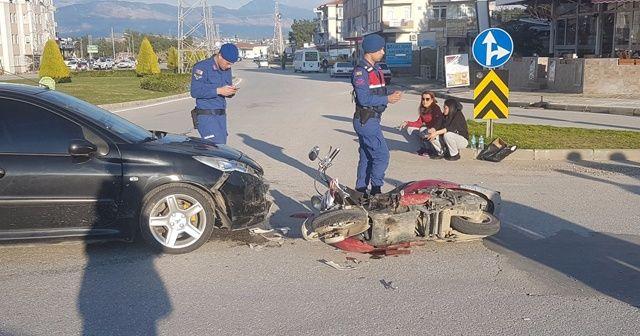 Kazadan yaralanmadan kurtuldu, cezadan kurtulamadı