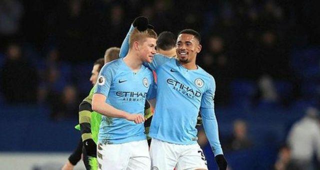 Manchester City zirveye yerleşti