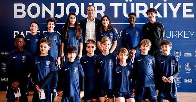 Paris Saint Germain, Türkiye'de futbol akademisi açtı!