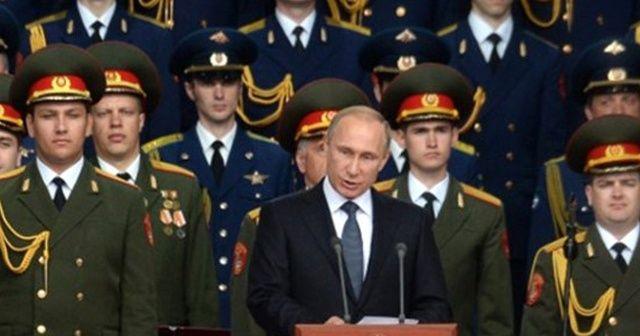 Rusya Devlet Başkanı Putin, 9 generali görevden aldı