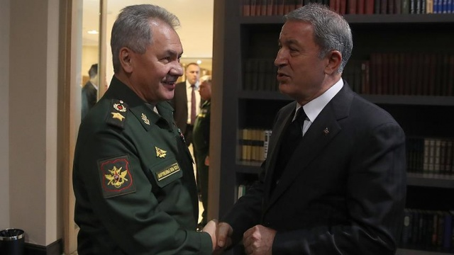 Rusya Savunma Bakanı Sergey Şoygu Ankara'ya geliyor
