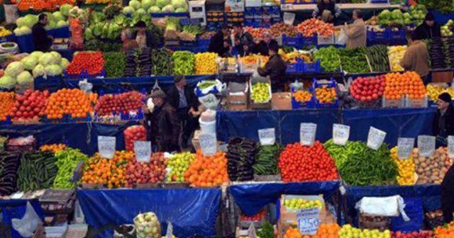 Sebze meyve fiyatları yarı yarıya düştü