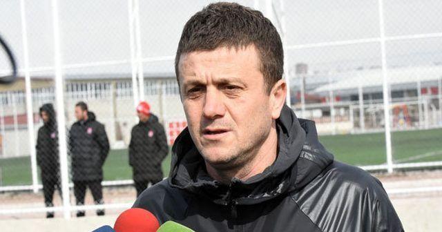Sivasspor ilk 4'ü hedefliyor