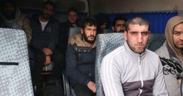 Suriye'de tutuklu bulunan bazı kişiler serbest bırakıldı