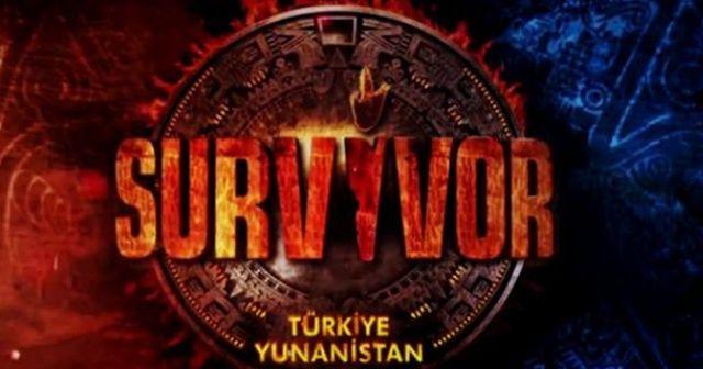 Survivor Türkiye-Yunanistan kim veda etti? Survivor ilk elenen isim kim oldu?