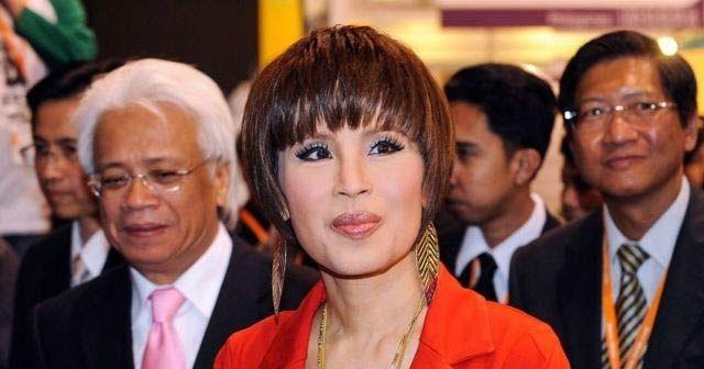 Tayland Prensesi askeri cuntaya karşı başbakan adayı olduğunu açıkladı