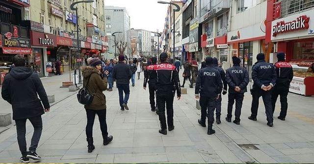 Türkiye Güven Huzur operasyonu! 3 bin 673 kişi yakalandı