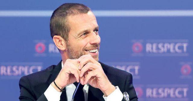 UEFA başkanından Galatasaray'a müjde