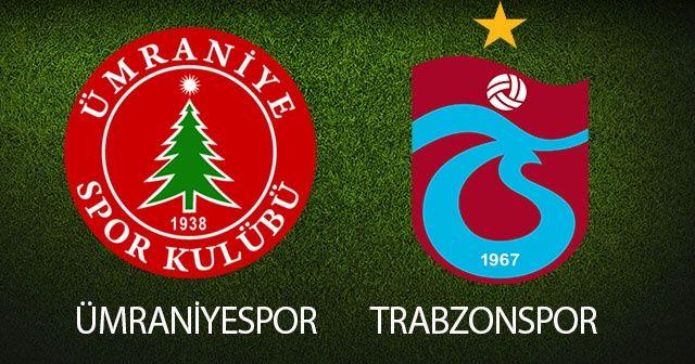 Ümraniyespor - Trabzonspor Maçı Özeti Golleri İzle! Ümraniye Trabzonspor Kaç Kaç bitti? Ümraniye TS MAÇ ÖZETİ