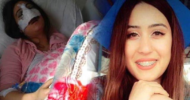 Üniversiteli Leyla, burun ameliyatından sonra komaya girdi
