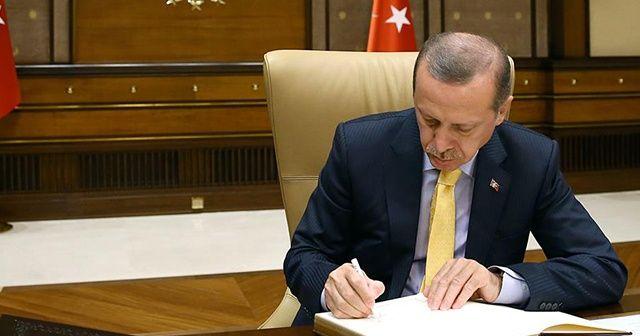 Yeni Cumhurbaşkanlığı Kararnamesi resmi gazetede yayımlandı